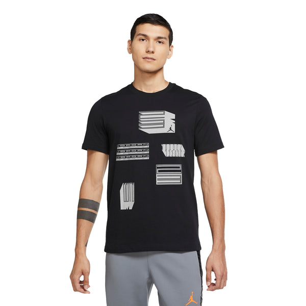 Air Jordan Mens AJ11 Graphic Tee