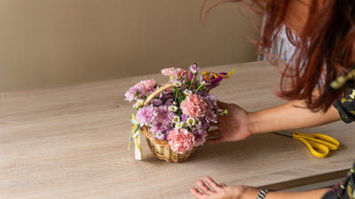 Top 10 tips to make your cut flowers last longer!