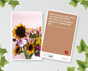 Cards for Humanity Bloombombs