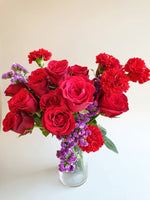 Load image into Gallery viewer, Red Rose Valentine Bouquet