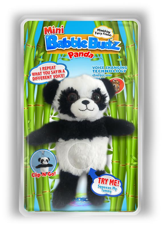 Mini Babble Budz Panda