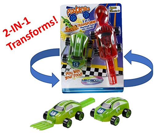 Playtensils - Kid Utensils - Race