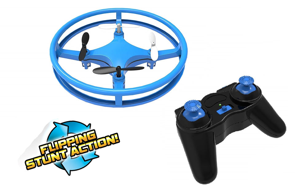 Disc Drone Blue