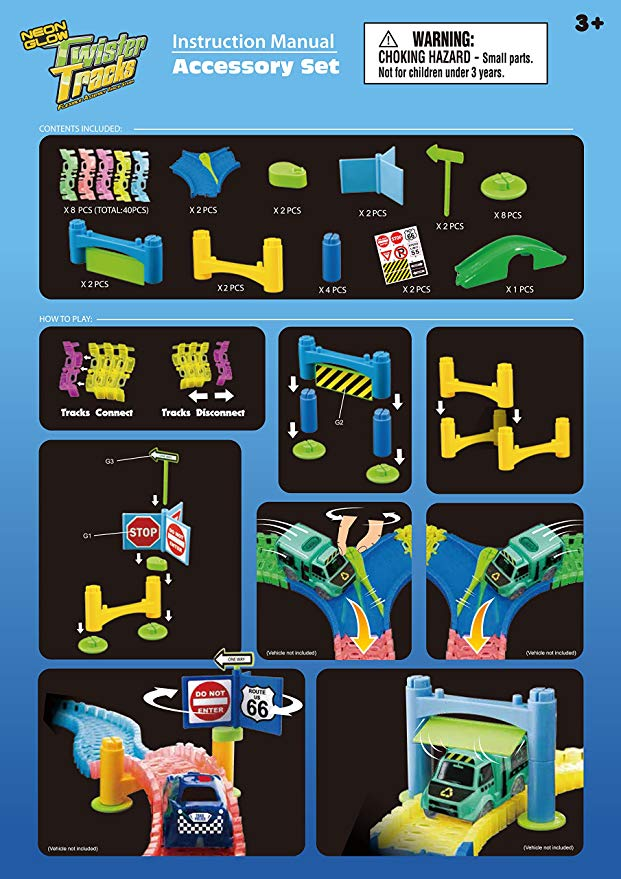 Twister Tracks Accessory Pack