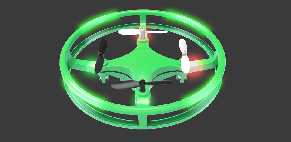 Disc Drone Green