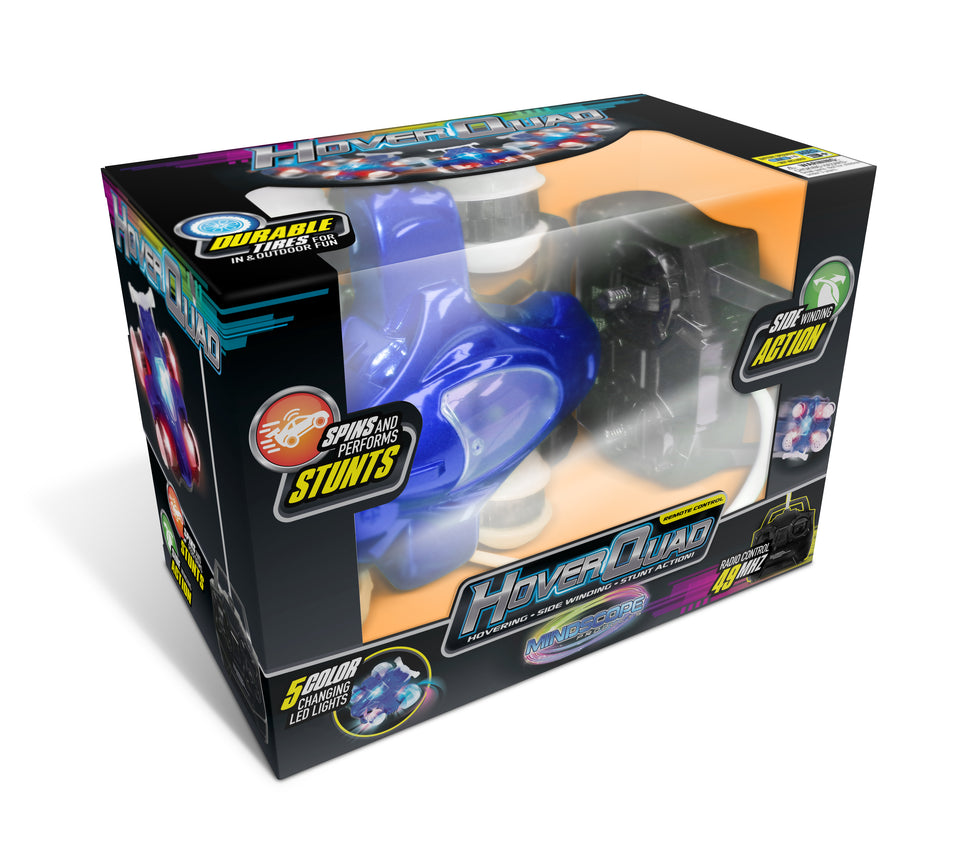 HoverQuad RC Blue