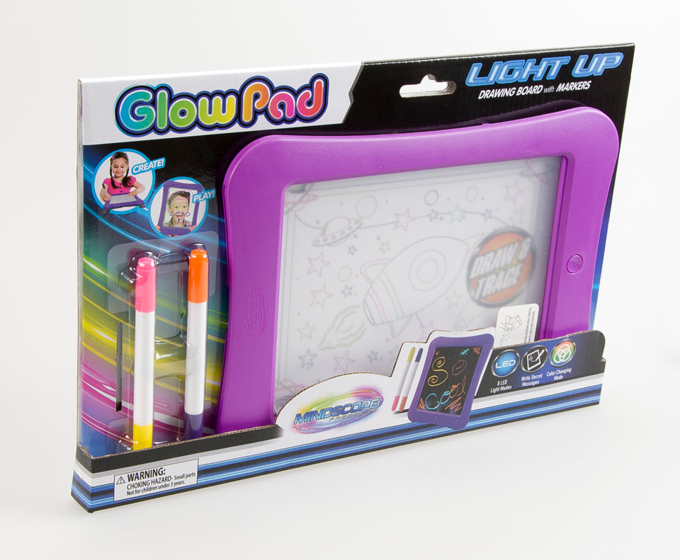 Glow Pad Purple