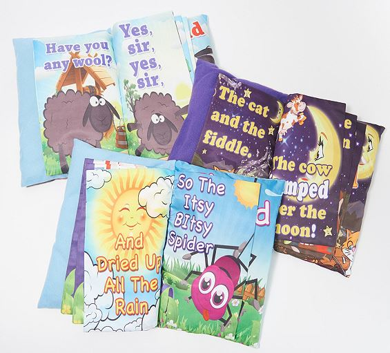 Story Book Pillows