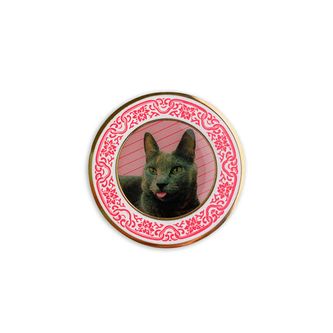 Archer - Collectible Cat Plate Collaboration