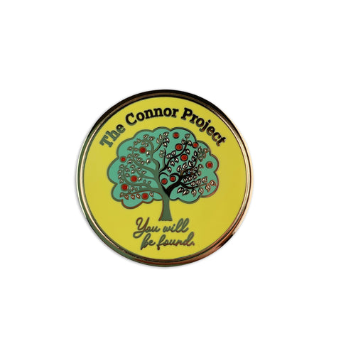 DEH The Connor Project Enamel Pin