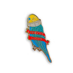 Dumb and Dumber Petey the Pretty Bird Enamel Pin