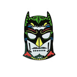Batman Day of the Dead Enamel Pin