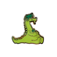 Puff the Magic Dragon Enamel Pin