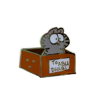 Nermal the Cat Enamel Pin