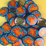 "Toys R Us Kid Small 1.25"" Round Buttons"