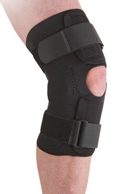 FormFit® WrapAround Hinged Knee Support
