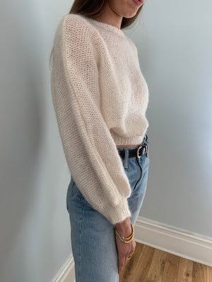 Liberty of London 1980's Mohair Batwing jumper