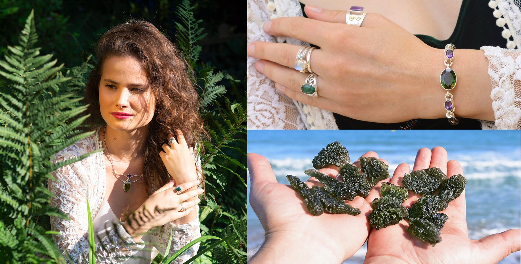 Arkadia Gemstone Jewelry & Moldavite