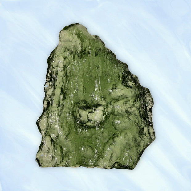 Authentic Natural Raw Moldavite 2.1g