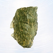 Bright Transparent Moldavite Stone 6.2g