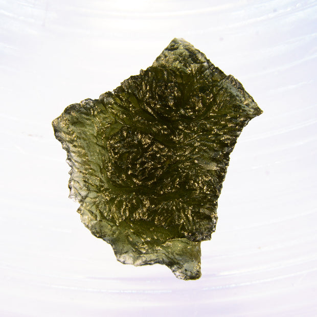 Genuine Raw Moldavite Specimen 5.1g