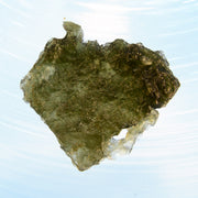 Special Deeply Etched Museum Grade Moldavite Stone 5.6g