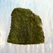 Deeply Etched Raw Moldavite 7.7g