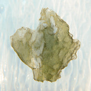 Light Green Leaf Moldavite 2.1g - Arkadia Designs