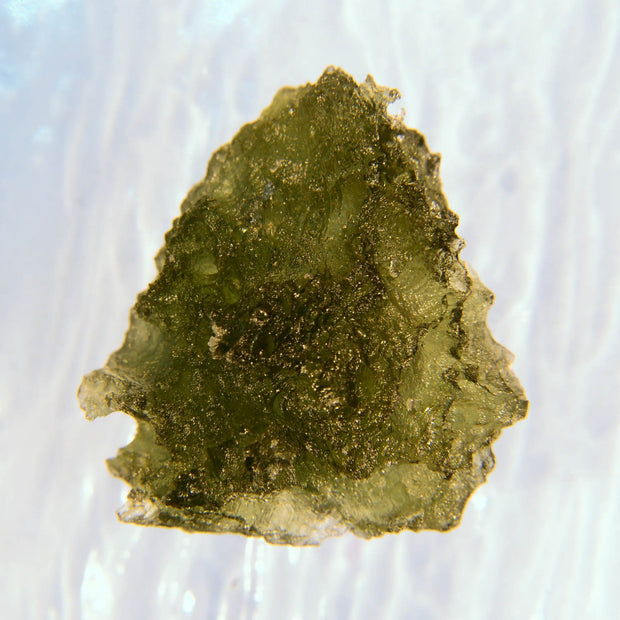 Arrowhead Shaped Moldavite Stone 6g - Arkadia Designs