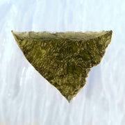 Comet Shaped Raw Moldavite 8.6g
