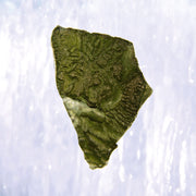 Shiny Natural Moldavite Stone 7g