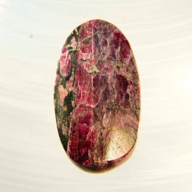 Oval Eudialyte Gemstone 55cts.