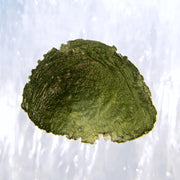 Perfect Half Disc Moldavite Stone 8.9g