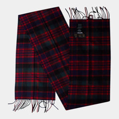 BARBOUR SCARF NEW CHECK TART MACDONALD