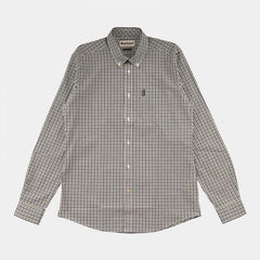 BARBOUR SHIRT GINGHAM 16 TF GREEN