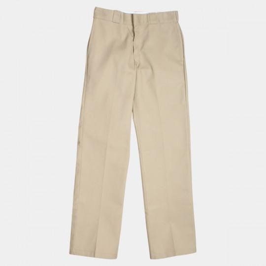 DICKIES WORK PANTS ORIGINAL 874 KHAKI