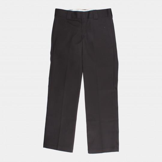 DICKIES CHINO WORK PANT SLIM FIT BLACK
