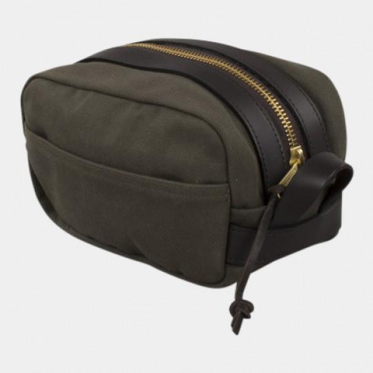 FILSON TRAVEL KIT OTTER GREEN