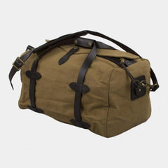 FILSON SMALL DUFFLE BAG TAN 70220