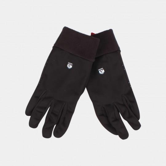 HESTRA GLOVES WINDSHIELD LINER BLACK