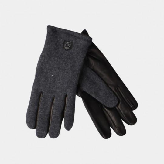 HESTRA GLOVES HAIRSHEEP WOOL KOKS GREY