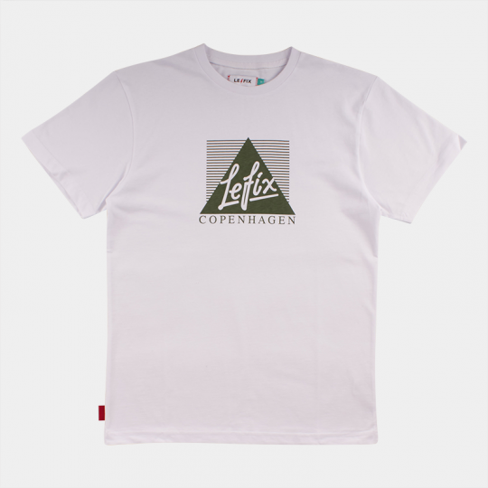 LE FIX T-SHIRT JOY WHITE