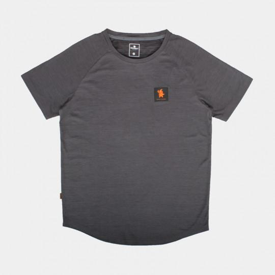 LE FIX X SAYSKY T-SHIRT GREY MELANGE