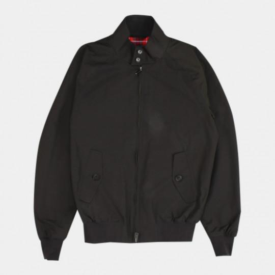 BARACUTA JACKET G9 ORIGINAL FADED BLACK