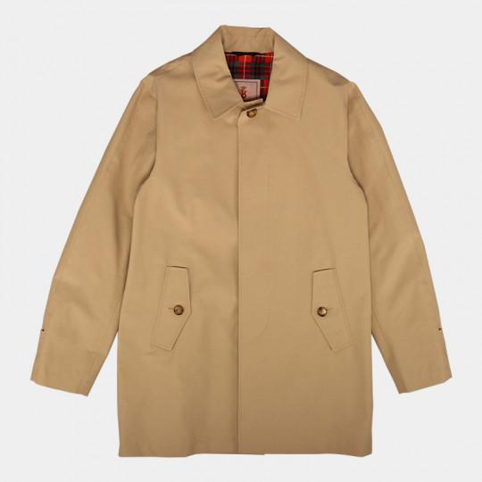 BARACUTA JACKET G10 NATURAL