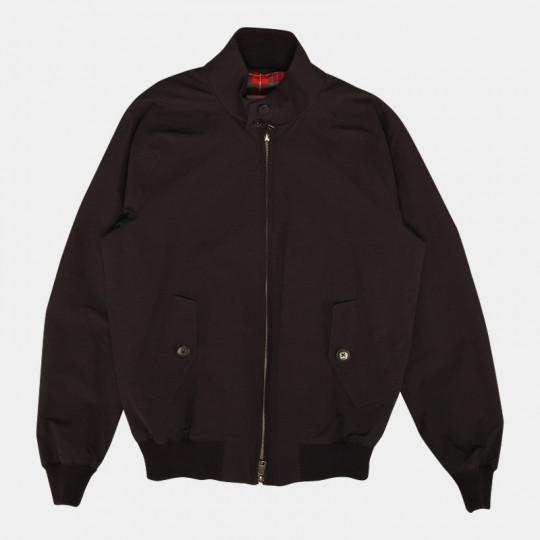 BARACUTA JACKET G9 BLACK