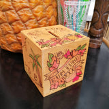 Tiki money box by Clumsy Kate