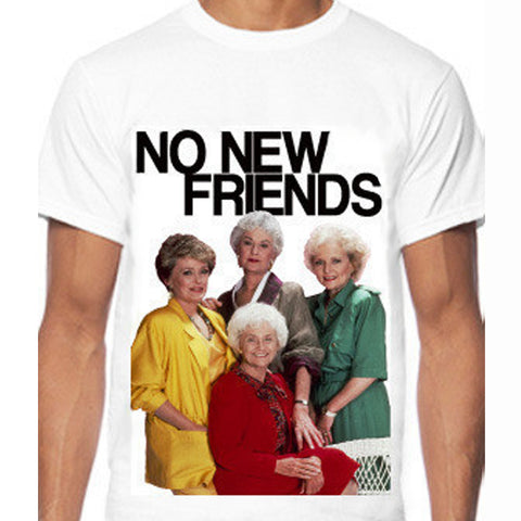 24.75  NO  NEW  FRIENDS  TEE