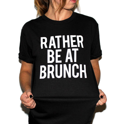 23.75 - Rather be at Brunch