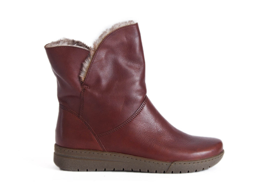 SOFT BOOT WITH TURNDOWN OPTION
